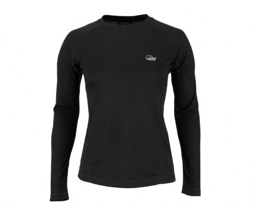 Lowe Alpine Women's Dryflo LS Crew Top 120